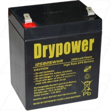 12SB25WHR Drypower SLA UPS Battery