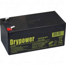 12SB3P Drypower SLA Medical Battery