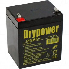 12SB5P Drypower SLA Medical Battery