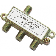 CVP103F 3 Way Splitter