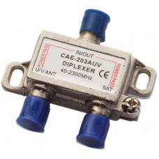 CAE103AUV Satellite - UHF Diplexer