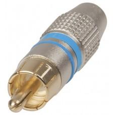 CAP1088GPBL RCA Gold Plug