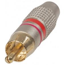CAP1088GPRD RCA Gold Plug
