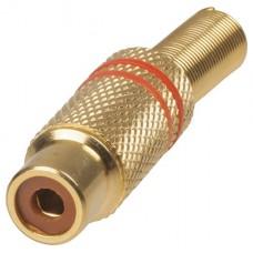 CJ1052GR RCA Gold Line Socket
