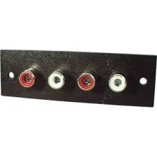 CJ3154 RCA 4 Way Board
