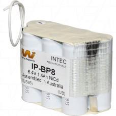 IP-BP8 Refurbishment