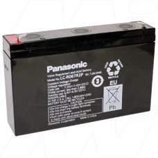 LC-R067R2P  Medical Battery Many Brands