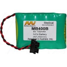 MED400B Hadeco Smartdop 30 Battery