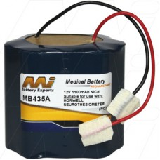 MED435A Horwell Neurothesiometer Battery