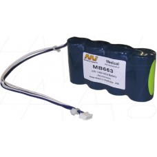 MED663 ITC Blood CO-Oximeter Battery