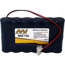 MED756 Ramsey Coote Euresis Alarm Battery