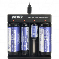 MC4 Four Cell Lithium Charger