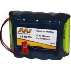 SB-RS250 Allflex PW50 Battery