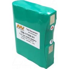 TEB-117009-G1 Dranetz Power Analyzer Battery