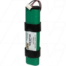 TEB-BP190 Fluke Scopemeter Battery